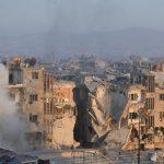 В Алеппо при обрушении дома погибли 11 человек