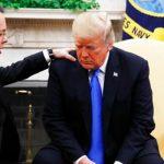 Трамп встретился в Белом Доме с Брансоном