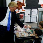 Трамп начал собирать деньги на переизбрание
