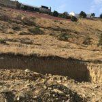 Ситуация в Бадамдарской оползневой зоне остается напряженной