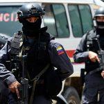 Венесуэльские военные заблокировали мост на границе с Колумбией
