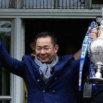 В Великобритании разбился вертолет владельца футбольного клуба «Лестер»