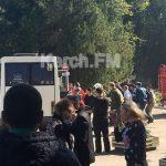 НАК: В керченском колледже сработало взрывное устройство