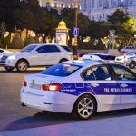 Дорожная полиция Баку в ходе рейда выявила большое число водителей в состоянии опьянения