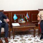 Министр обороны Азербайджана встретился с помощником генсека ООН