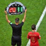 В футболе могут ввести новые правила замены