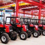 Сборка белорусско-азербайджанских тракторов в Турции начнётся в 2019 году