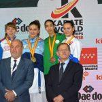Азербайджанка стала чемпионкой мира по каратэ