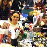 Женщины, которые несут добро: в Баку прошел Рождественский базар