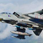 """Британские """"Торнадо"""" были подняты по тревоге для перехвата самолетов ВВС РФ"""