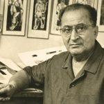 В Баку проходит выставка художника с трагичной судьбой