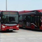 Полный абсурд: как полицейский решил спор пассажиров в автобусе Bakubus – ВИДЕО