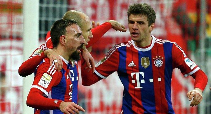 «Бавария» выиграла Суперкубок УЕФА