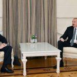 Ильхам Алиев принял посла Беларуси в Азербайджане