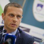 Глава УЕФА высказался об идее создания Суперлиги