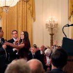 Ведущие СМИ США поддержали CNN в споре с Белым домом