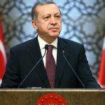 Эрдоган обвинил Израиль в проведении политики террора