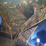 В Тбилиси произошли стычки митингующих с полицией