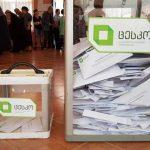 Обнародованы результаты опроса в связи с президентскими выборами в Грузии
