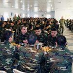 """В Азербайджане во всех воинских частях проводится """"День открытых дверей"""""""