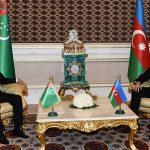 В Ашхабаде состоялась встреча президентов Азербайджана и Туркменистана