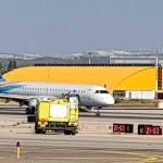 Пассажирский самолет с неисправными тормозами совершил посадку в Тель-Авиве