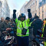 """Улицы в центре Брюсселя блокированы """"желтыми жилетами"""""""