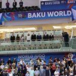 Состоялась церемония открытия чемпионата Азербайджана по дзюдо