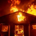 Природный пожар в Калифорнии полностью локализован