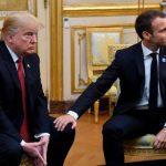 Трамп и Макрон сошлись во мнении вернуться к формату G8 и пригласить Россию