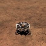 НАСА показало видео приземления миссии на Марс
