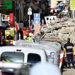 После обрушения дома в Марселе девять человек числятся пропавшими без вести