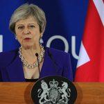 Мэй не видит альтернатив для ее плана по Brexit