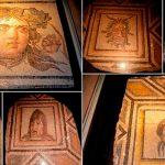 12 фрагментов античной мозаики возвращаются из США в Турцию
