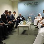 Катар предложил Азербайджану присоединиться к заключенному с Турцией транзитному соглашению