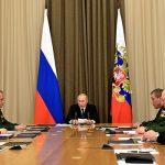 Путин обещал ответить на решение США о выходе из ДРСМД