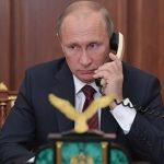 Путин и Эрдоган обсудили по телефону инцидент в Керченском проливе