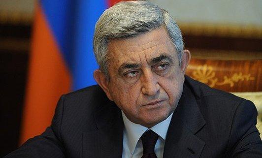 Материалы по делу Сержа Саргсяна переданы в прокуратуру
