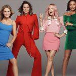 Опубликовано первое совместное фото Spice Girls после воссоединения