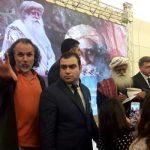 Азербайджанский шаман об угрозе разрушения памятников и «розовых слонах», которые раздавал Садхгуру в Баку