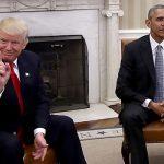 Трамп считает аннексию Крыма ошибкой Обамы