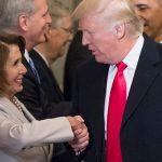Конфликт между Трампом и демократами обостряется