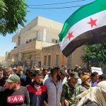 Туркманы в Сирии объединились под единым флагом