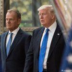 Глава Евросовета раскритиковал европейскую политику Трампа