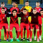 Обнародован состав сборной Азербайджана
