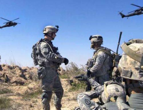 США оставят в Сирии миротворческий контингент в составе 200 человек