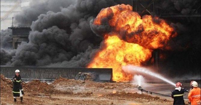На газопроводе из Ирана в Турцию произошел взрыв