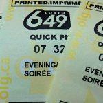 В Канаде был разыгран лотерейный билет с выигрышем в $6,8 миллионов
