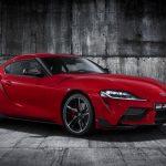 В Сеть утекли фотографии Toyota Supra
