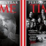 """Кашикчи и другие журналисты получили титул """"Человек года"""" по версии Time"""